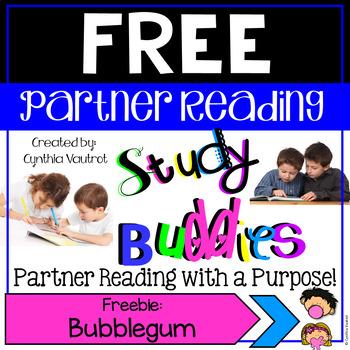 Study Buddies - FREEBIE