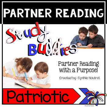 Study Buddies - Patriotic