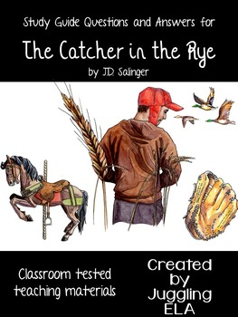 Study Guide Questions with Answers for the novel The Catch
