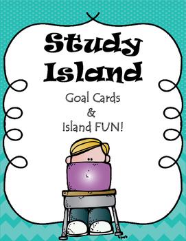 Study Island Goal Cards