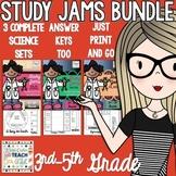 Study Jams Science Interactive Notebook Bundle - 5th Grade