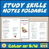 Study Skills Booklet