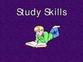 Study Skills Presentation