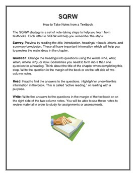 Study Skills and Executive Functioning for Middle and High