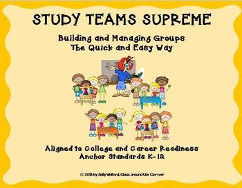 Study Teams Supreme