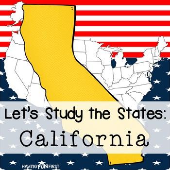Study The States: California