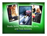 Study and Test-Taking Skills for the Upper Grade Levels