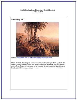 Study of the Haitian Revolution