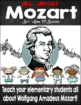 Studying Composers: All About Mozart