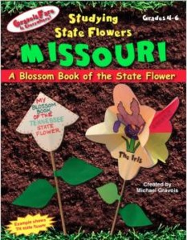 Studying State Flowers—MISSOURI: A Blossom Book of the Sta
