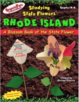 Studying State Flowers—RHODE ISLAND: A Blossom Book of the