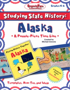 Studying State History: ALASKA-- A Puzzle-Piece Time Line