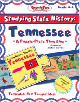 Studying State History: TENNESSEE -- A Puzzle-Piece Time L