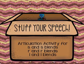 Stuff Your Speech!