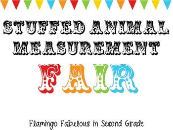 Stuffed Animal Measurement Fair