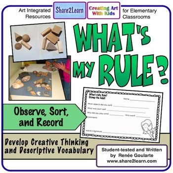 Sorting by Attributes Game