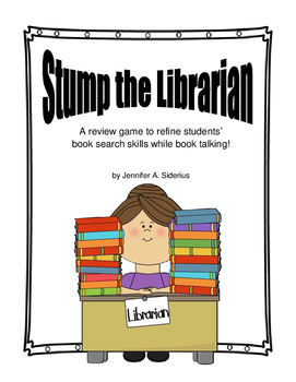 Stump the Librarian