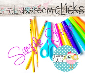 Styled Back to School Image_124: Hi Res Images for Blogger