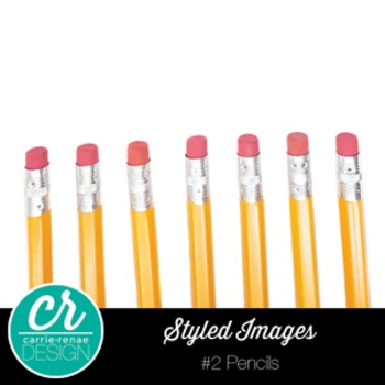 Styled Images - #2 Pencil