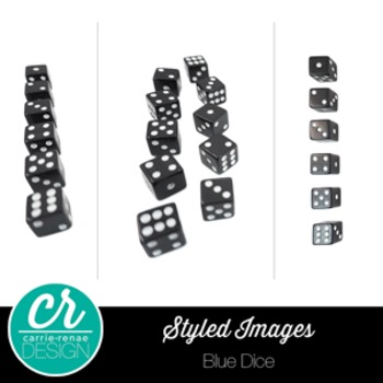 Styled Images - Black Dice