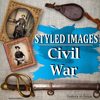 Styled Images Civil War