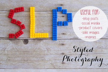 Styled Photography: SLP set 1 (Comm Use OK)