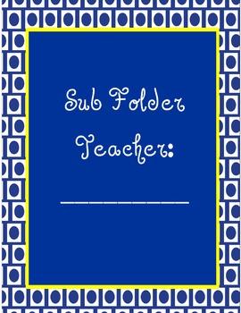 Sub Folder Packet