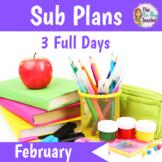 Sub Plans