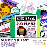 Sub Plans -NO PREP