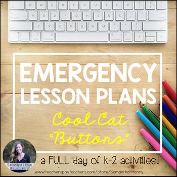 Emergency Lesson Plans