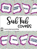 Sub Tub Cover FREEBIE