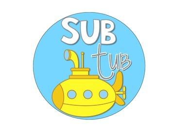 Sub Tub {FREEBIE}