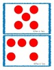 Number Sense: Subitizing Cards
