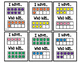 Subitizing/Number Fluency: I have Who Has (Numbers 1-10)