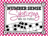 Subitizing: With Ten Frames