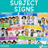 Subject Signs