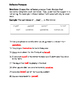 Subject, Object, and Reflexive Pronouns Quiz