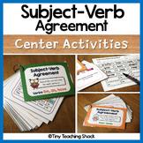 Subject-Verb Agreement Literacy Center