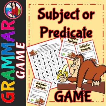 Subject and Predicate Game