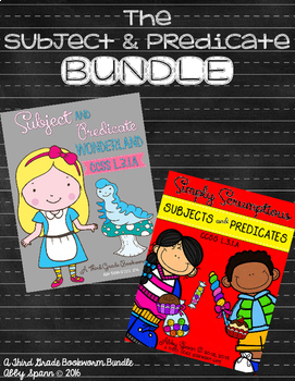 Subjects and Predicates: A Bookworm Bundle