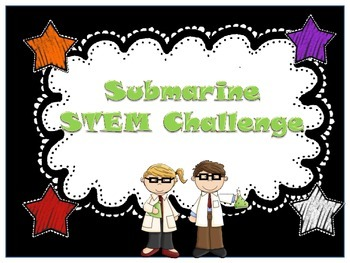 Submarine STEM challenge