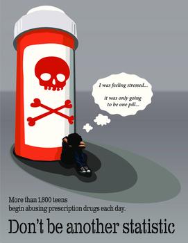 Substance Abuse Visual