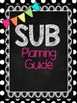 Substitute Planning Guide (BLACK Edition)
