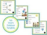 Substitute Smart Notebook Template  - Images of Procedures
