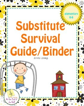 Substitute Survival Guide/Binder