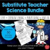 Substitute Teacher/Science Club Science Bundle