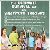 Substitute Teaching Ultimate Survival Kit