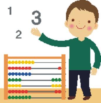 Kindergarten Subtizing 1-5