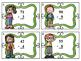 Subtract a 1-Digit Number from a 2-Digit Number Task Cards