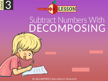 Subtract Numbers with Decomposing